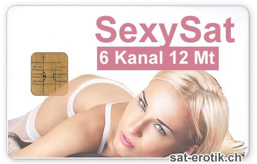 SexySat SCT Karte Viaccess Hotbird