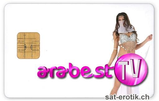 Arabest TV Karte