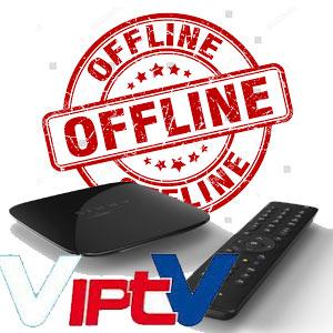 VIPTV offline, was ist los